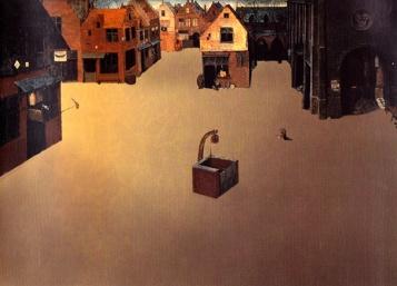 "Ursus Wehrli - Peter Bruegel ""The Fight Between Carnival and Lent"""