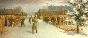 Wladyslaw Siwek Notte di Natale