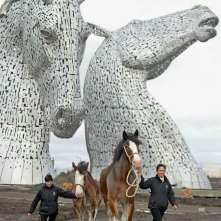 Operadello scultore scozzeseAndy Scott