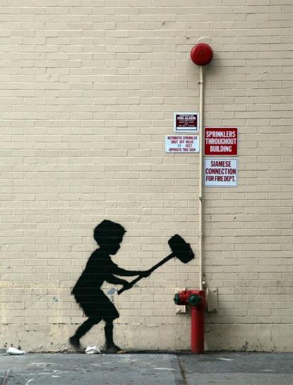 Banksy a New York