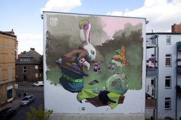 Etam Cru - Germania