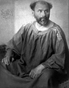 Gustav Klimt nel 1914
