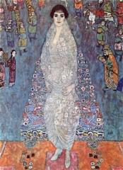 Gustav Klimt - Portrait of Elisabeth Baroness Bachofen-Echt, 1914