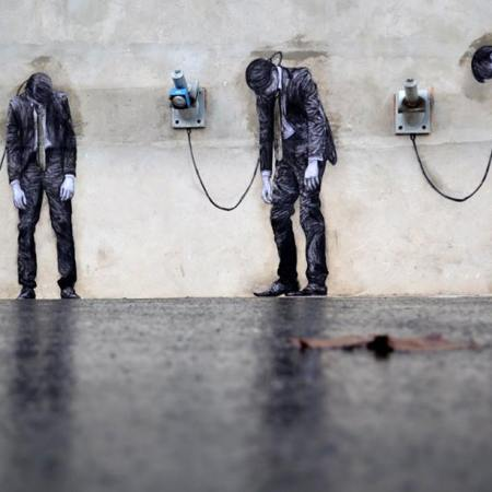 Levalet in Paris