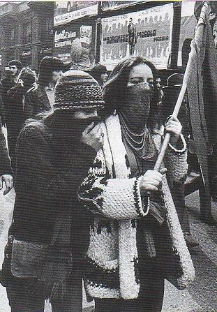 Manifestazione femminista italiana del 1977