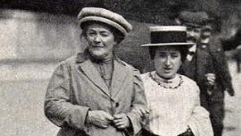 Rosa Luxemburg e Clara Zetkin