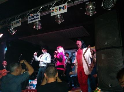 Sandremo 2015 - Banda BassoTati