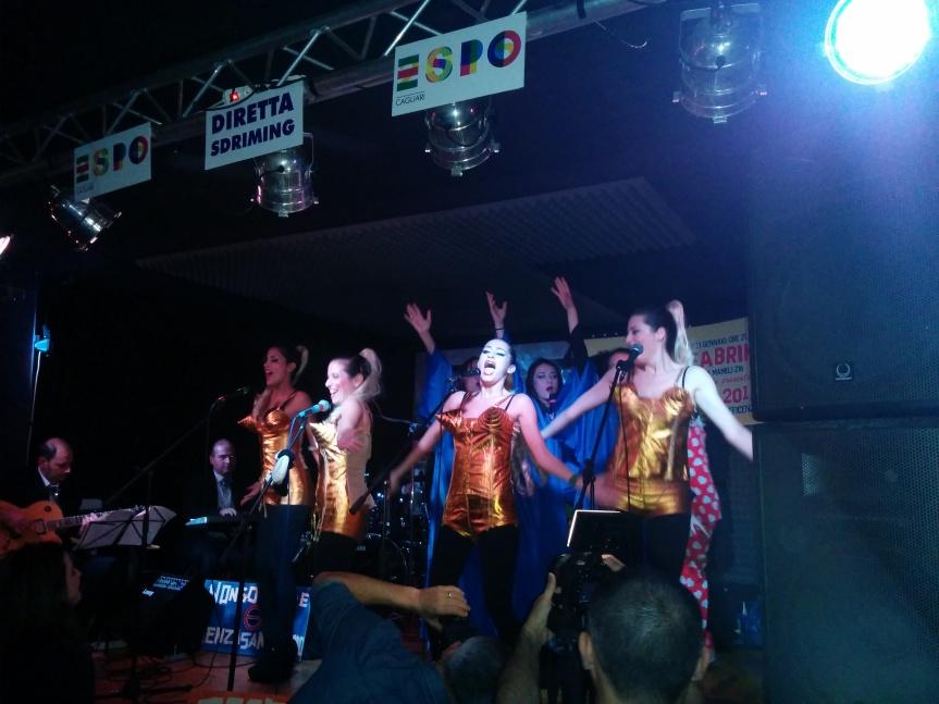 Sandremo 2015 - Is Patatas
