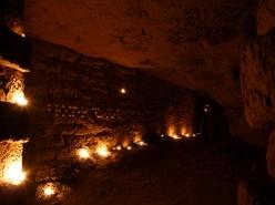"""The Blind - """"Broyer du noir"""" - catacombes - Paris - 2010"""