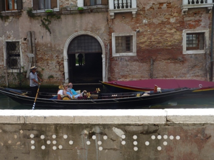 """The Blind - """"Love is blind"""" - Venise - 2010"""