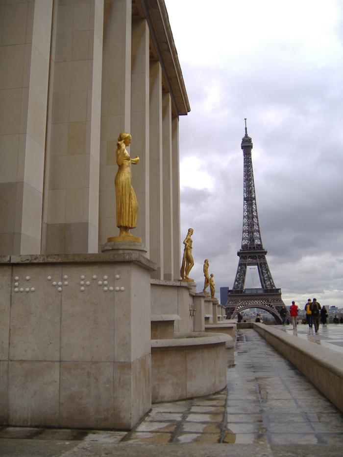 """The Blind - """"Vu et revu"""" - Trocadéro - Paris - 2006"""