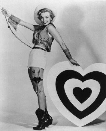 San Valentino - Marilyn Monroe