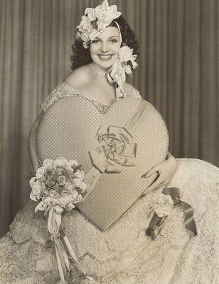 San Valentino - Rita Hayworth