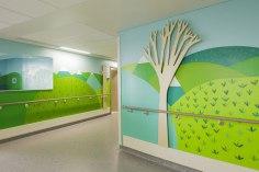Il progetto di Vital Arts al Royal Children's Hospital di Londra
