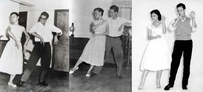 Bruce Lee da giovane balla il Cha-Cha