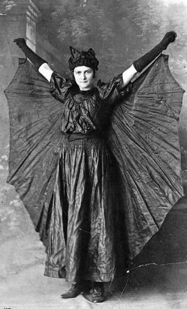 Batgirl, circa 1930