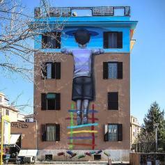 Big City Life - Tor Marancia