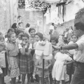 Carlo Bavagnoli – Costantino Nivola, mostra ad Orani, marzo 1958