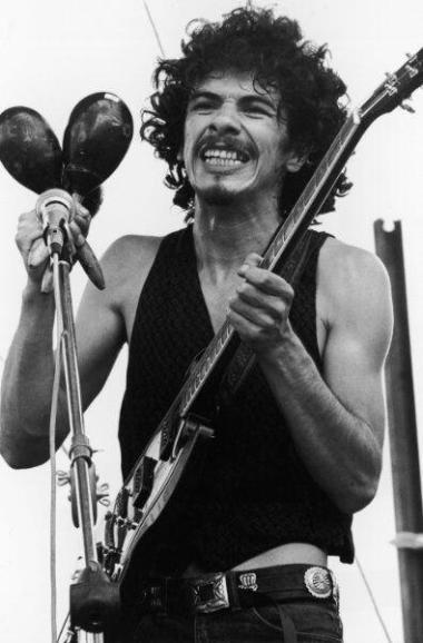 Carlos Santana (Woodstock 1969)