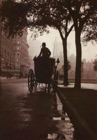 Central Park, New York, 1900