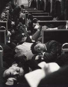 Treno del mattino in Giappone 1964