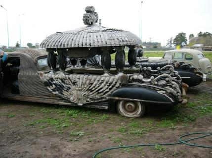I carri funebri vintage della CadillacdiFernando Aguerre
