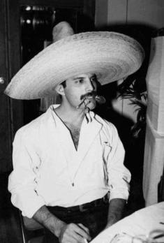 Freddie Mercury, Puebla 1981