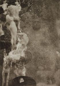 Gustav Klimt - Filosofia, 1899