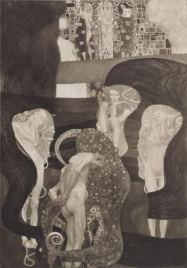 Gustav Klimt - Giurisprudenza, 1903
