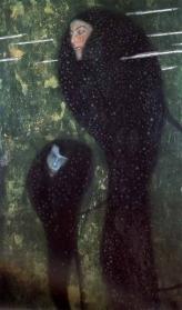 Gustav Klimt - Nymphs (Silver Fish), 1899