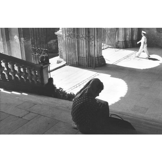 Henri Cartier-Bresson - Cagliari, 1962