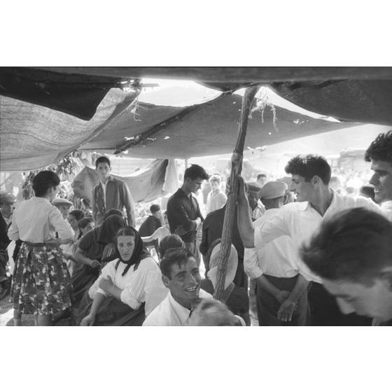 Henri Cartier-Bresson - Desulo, 1962