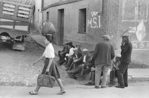Henri Cartier-Bresson - Dorgali, 1962