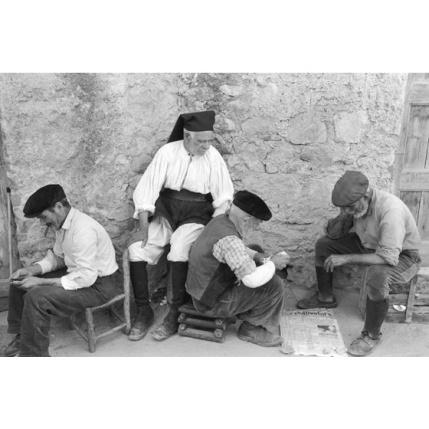 Henri Cartier-Bresson - Oliena, 1962