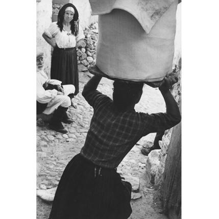 Henri Cartier-Bresson - Orani, 1962