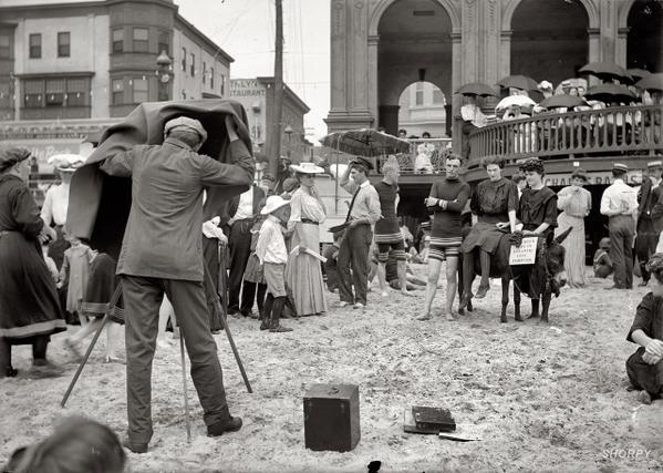 Kodak, Atlantic City, 1912