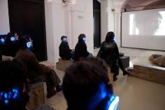 Laura Farneti per Sustainable Happiness - mostra residenze Alig'art 2014