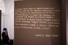 Laura Farneti per Sustainable Happiness - mostra residenze Alig'art 2014