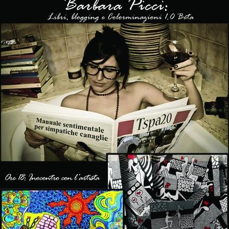 Barbara Picci: libri, blogging e Colorminazioni 1.0 beta