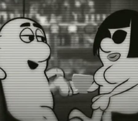 """Lo short animato """"MadameZ"""" di Marco Pavone"""