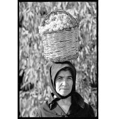 Mario de Biasi - donne sarde - Sulcis, 1974
