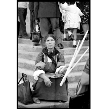 Mario de Biasi - donne sarde - Tra Marghine e Campidano, 1968