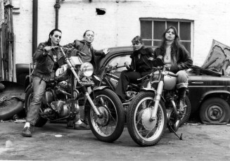 Le Hell's Angels. [1973]