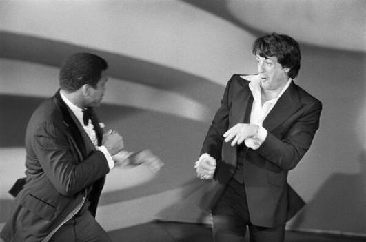 Muhammad Ali sfida Rocky Balboa, Oscar 1977