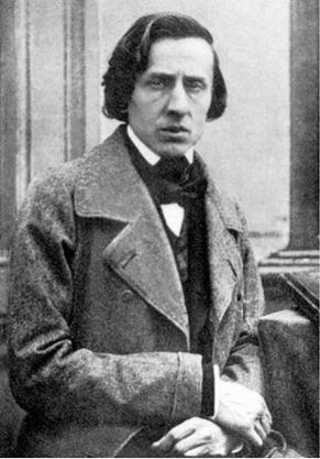 L'unica foto nota di Chopin