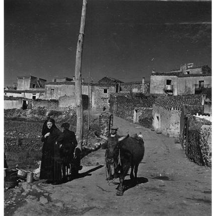 Suschitzky - Dorgali 1948