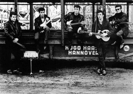I Beatles prima che fossero famosi