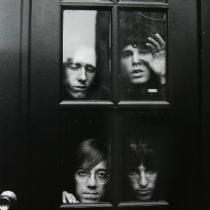 The Doors, 1969. Photo di Joel Brodsky
