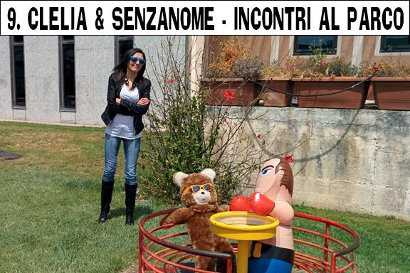9. Clelia e SenzaNome - Incontri al parco main
