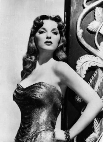 Jessica Rabbit in carne e ossa. Julie London 1948